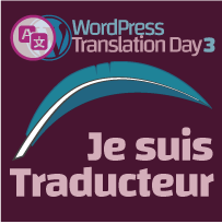 Français « WPTranslationDay 3 — WordPress