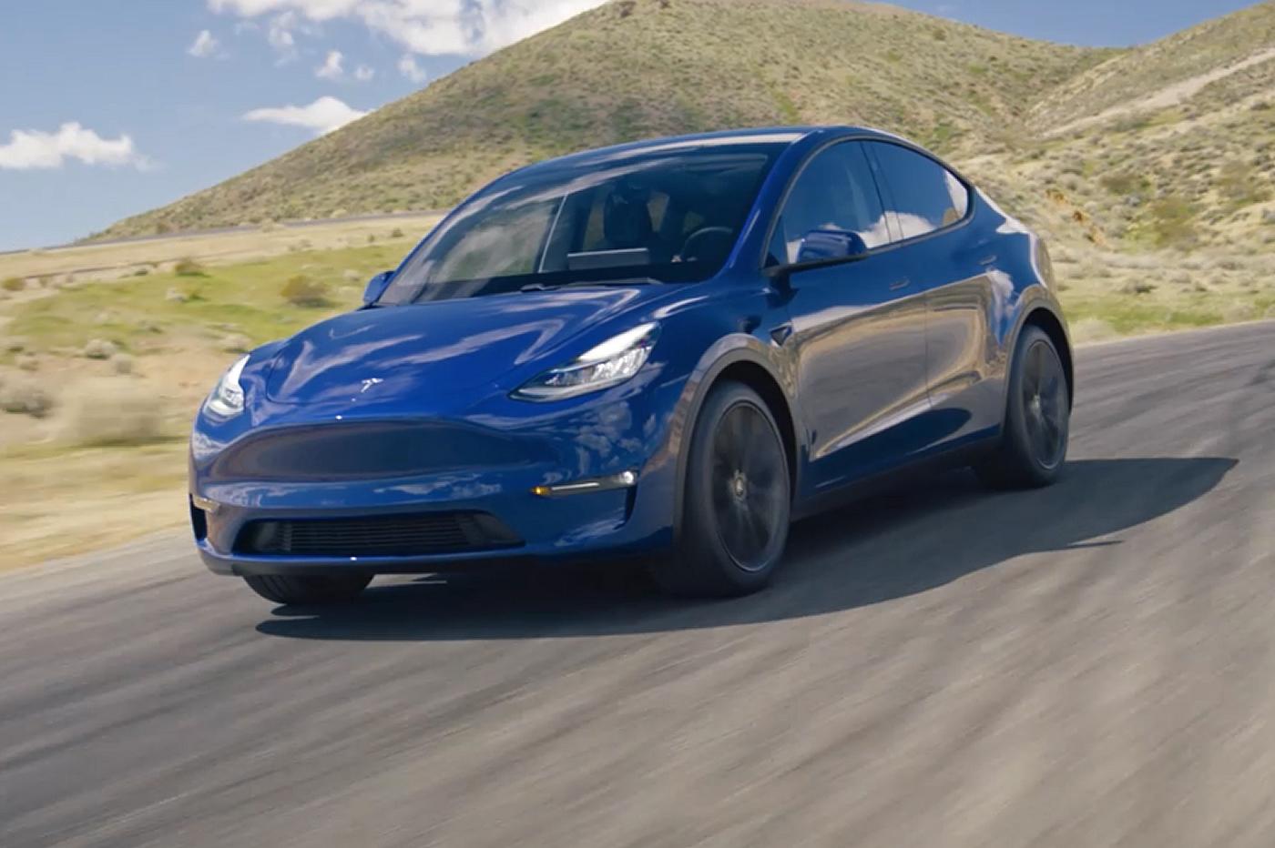 Tesla dévoile la Tesla Model Y, son SUV électrique compact 7 places  Pixodeo